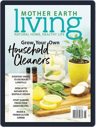 Mother Earth Living (Digital) May 1st, 2019 Issue Cover