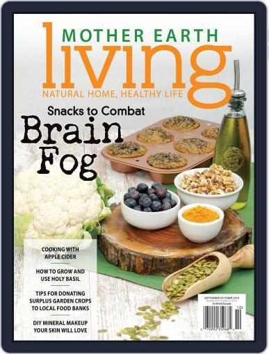 Mother Earth Living September 1st, 2018 Digital Back Issue Cover