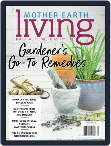 Mother Earth Living (Digital) March 1st, 2018 Issue Cover