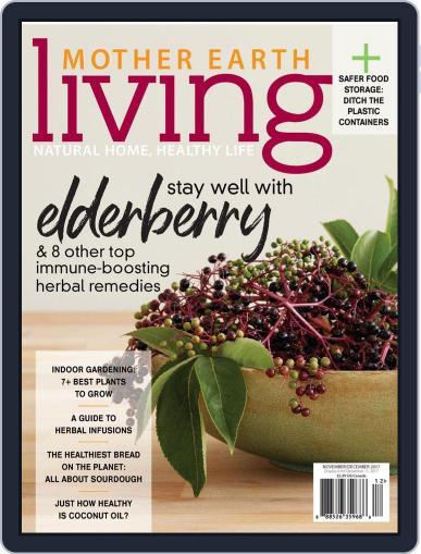 Mother Earth Living November 1st, 2017 Digital Back Issue Cover