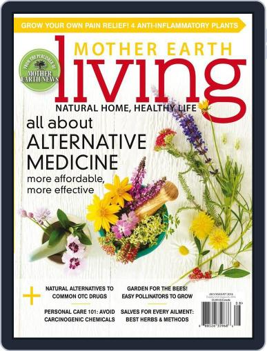 Mother Earth Living June 7th, 2016 Digital Back Issue Cover