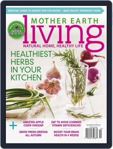 Mother Earth Living (Digital) September 1st, 2015 Issue Cover