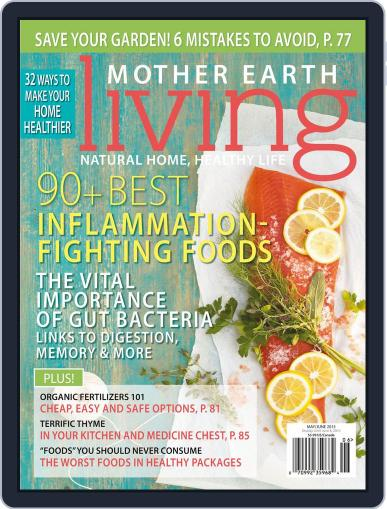 Mother Earth Living (Digital) April 14th, 2015 Issue Cover