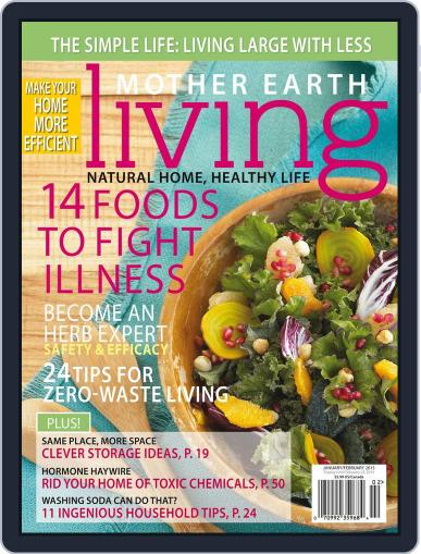 Mother Earth Living (Digital) February 1st, 2015 Issue Cover