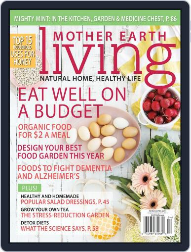 Mother Earth Living February 21st, 2014 Digital Back Issue Cover