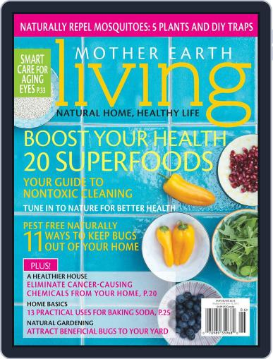 Mother Earth Living (Digital) April 13th, 2013 Issue Cover