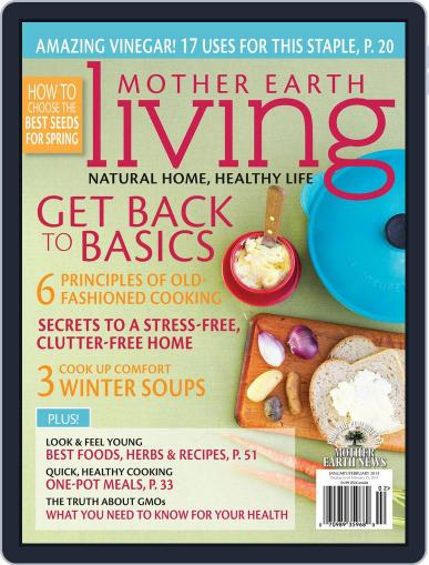 Mother Earth Living (Digital) December 18th, 2012 Issue Cover