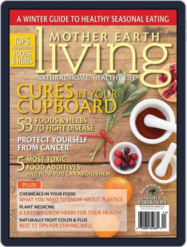 Mother Earth Living (Digital) October 16th, 2012 Issue Cover