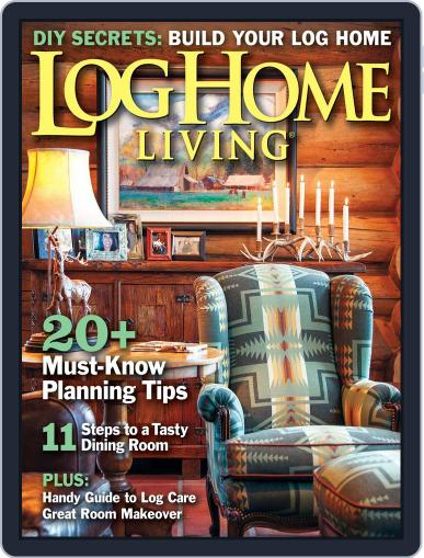 Log and Timber Home Living (Digital) July 2nd, 2013 Issue Cover