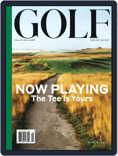 Golf (Digital) June 1st, 2020 Issue Cover