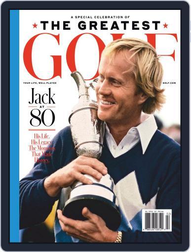 Golf February 1st, 2020 Digital Back Issue Cover