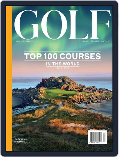 Golf (Digital) December 1st, 2019 Issue Cover