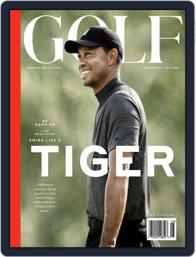 Golf (Digital) August 1st, 2019 Issue Cover