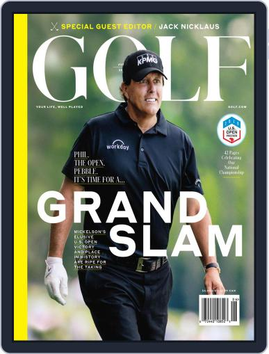 Golf (Digital) June 1st, 2019 Issue Cover
