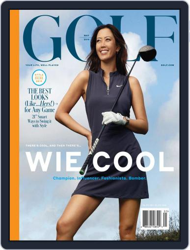 Golf (Digital) May 1st, 2019 Issue Cover