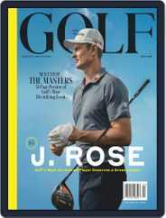 Golf (Digital) Subscription April 1st, 2019 Issue