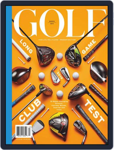 Golf (Digital) March 1st, 2019 Issue Cover
