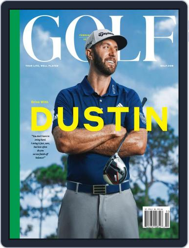 Golf (Digital) February 1st, 2019 Issue Cover