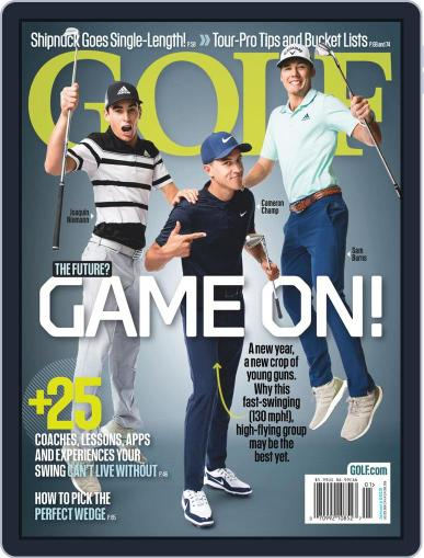 Golf (Digital) January 1st, 2019 Issue Cover