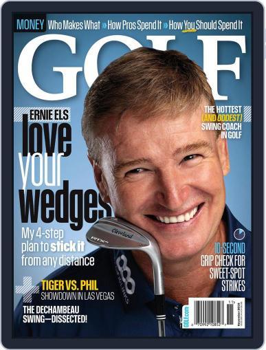 Golf (Digital) November 1st, 2018 Issue Cover