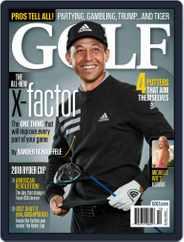 Golf (Digital) Subscription October 1st, 2018 Issue