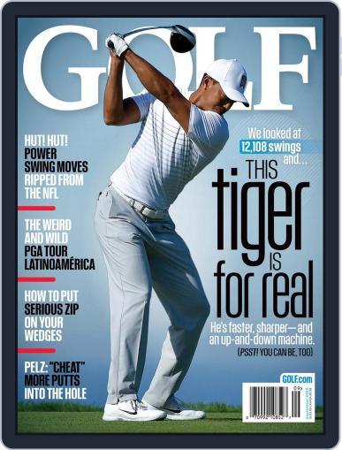 Golf (Digital) September 1st, 2018 Issue Cover