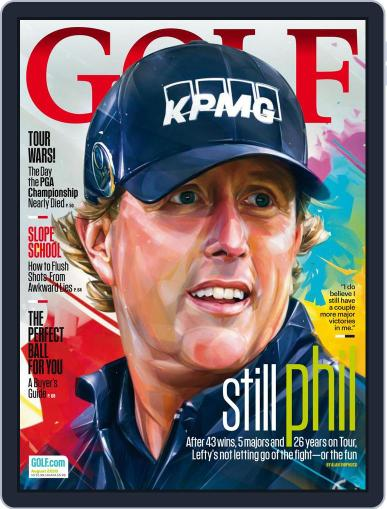 Golf (Digital) August 1st, 2018 Issue Cover