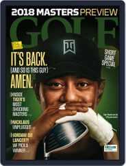 Golf (Digital) Subscription April 1st, 2018 Issue