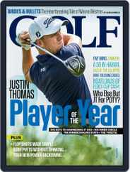 Golf (Digital) Subscription January 1st, 2018 Issue