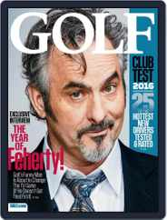Golf (Digital) Subscription March 1st, 2016 Issue