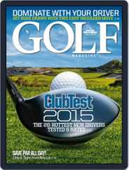 Golf (Digital) Subscription February 6th, 2015 Issue