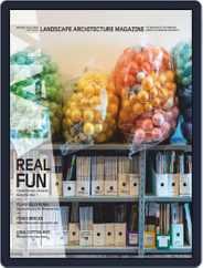 Landscape Architecture (Digital) Subscription April 1st, 2020 Issue