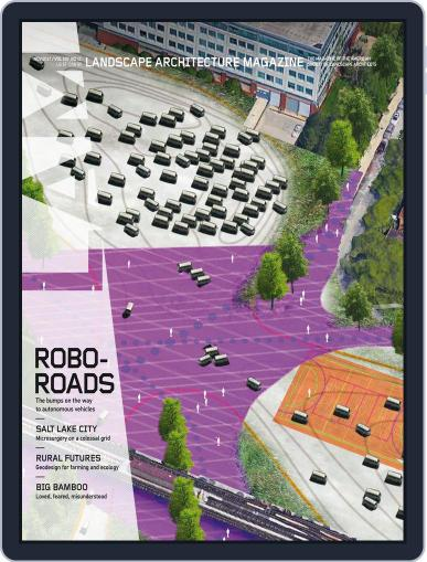 Landscape Architecture (Digital) November 1st, 2017 Issue Cover
