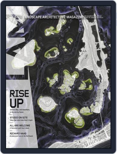 Landscape Architecture May 1st, 2015 Digital Back Issue Cover