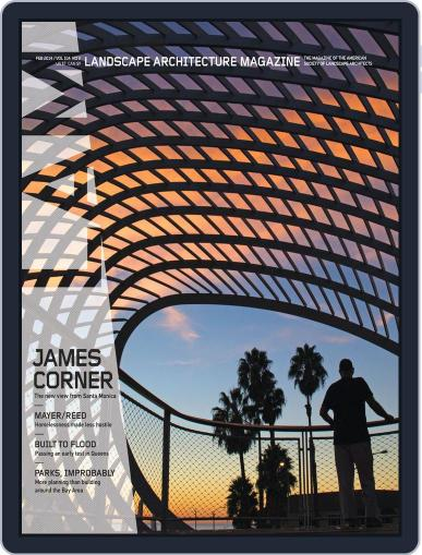 Landscape Architecture January 31st, 2014 Digital Back Issue Cover