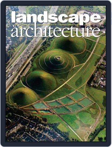 Landscape Architecture (Digital) April 27th, 2009 Issue Cover