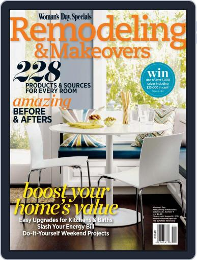Remodeling & Makeovers Magazine (Digital) May 3rd, 2011 Issue Cover
