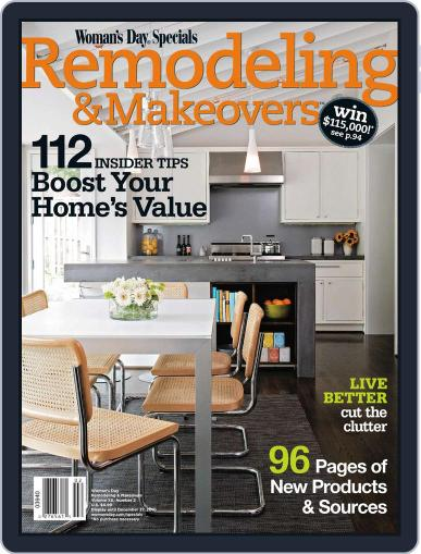 Remodeling & Makeovers Magazine (Digital) October 26th, 2010 Issue Cover