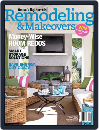 Remodeling & Makeovers Magazine (Digital) May 4th, 2010 Issue Cover