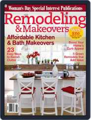 Remodeling & Makeovers Magazine (Digital) Subscription January 15th, 2009 Issue