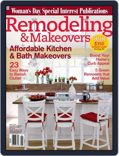 Remodeling & Makeovers Magazine (Digital) January 15th, 2009 Issue Cover