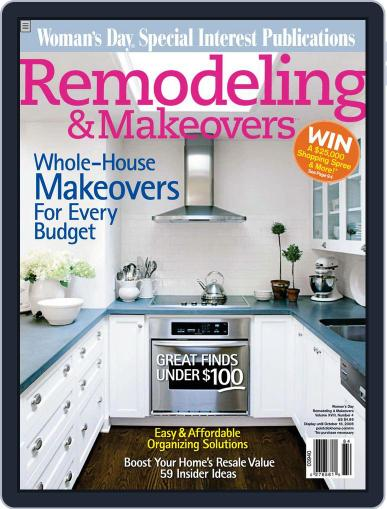Remodeling & Makeovers Magazine (Digital) July 28th, 2008 Issue Cover