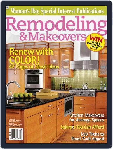 Remodeling & Makeovers Magazine (Digital) March 26th, 2008 Issue Cover