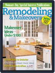 Remodeling & Makeovers Magazine (Digital) Subscription January 14th, 2008 Issue