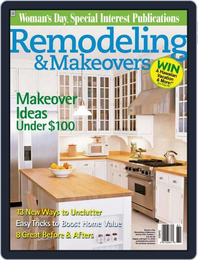 Remodeling & Makeovers Magazine (Digital) January 14th, 2008 Issue Cover