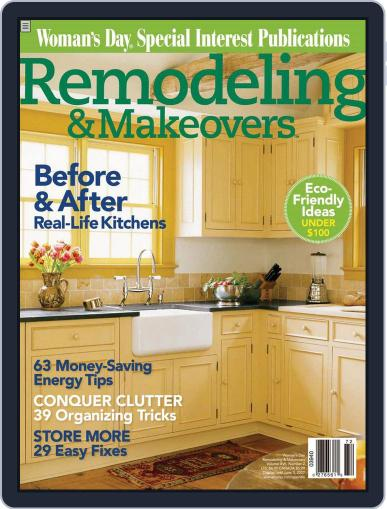 Remodeling & Makeovers Magazine (Digital) November 5th, 2007 Issue Cover