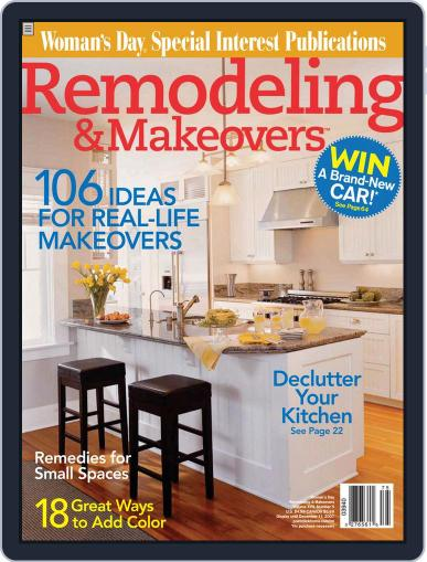 Remodeling & Makeovers October 12th, 2007 Digital Back Issue Cover