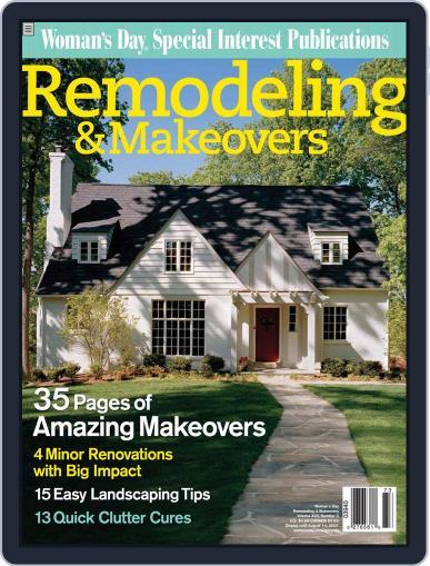 Remodeling & Makeovers October 2nd, 2007 Digital Back Issue Cover