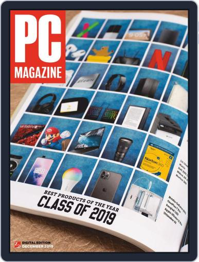 Pc (Digital) December 1st, 2019 Issue Cover