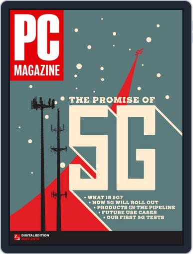 Pc (Digital) May 1st, 2019 Issue Cover